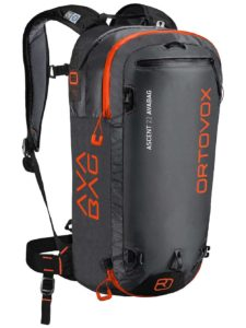 Lawinenrucksack Test – Ortovox Ascent 22 Airbag (Airbag included)